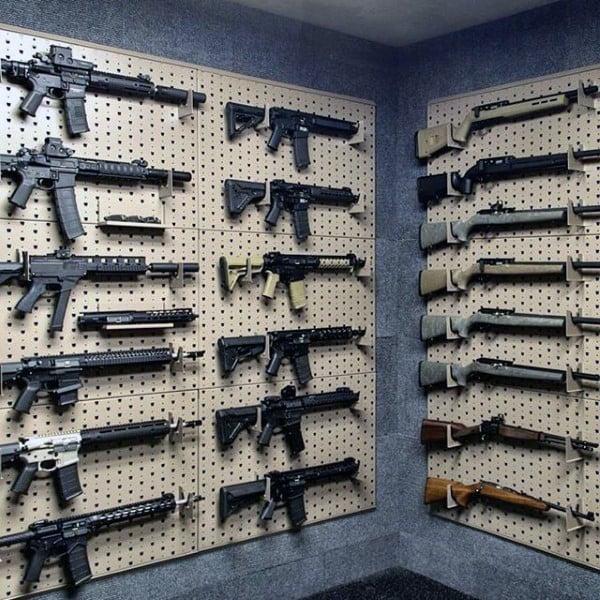 Top 100 Best Gun Rooms