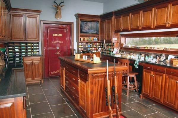 Top 100 Best Gun Rooms The Firearm Blogthe Firearm Blog