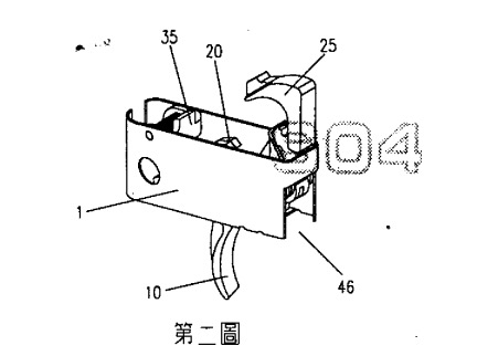 The REVOLUTIONRY Taiwanese Drop-in Trigger T86 Patents