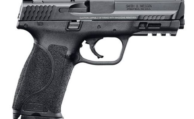 Breaking New S W M P M2 0 Pistol Drops At Academy The