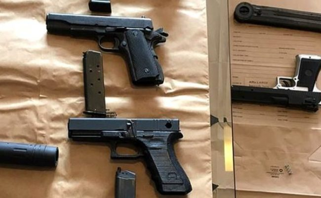3d Printed Replica Guns Seized In Australia The Firearm