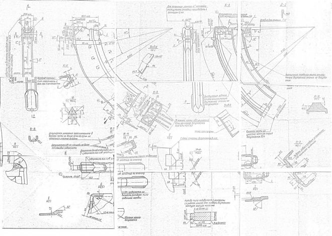 ak 47 receiver parts diagram onan 5500 generator remote start wiring akm akms and 74 blueprints the firearm blog magazine this one is made of several sheets which are misaligned it a bit annoying but still readable