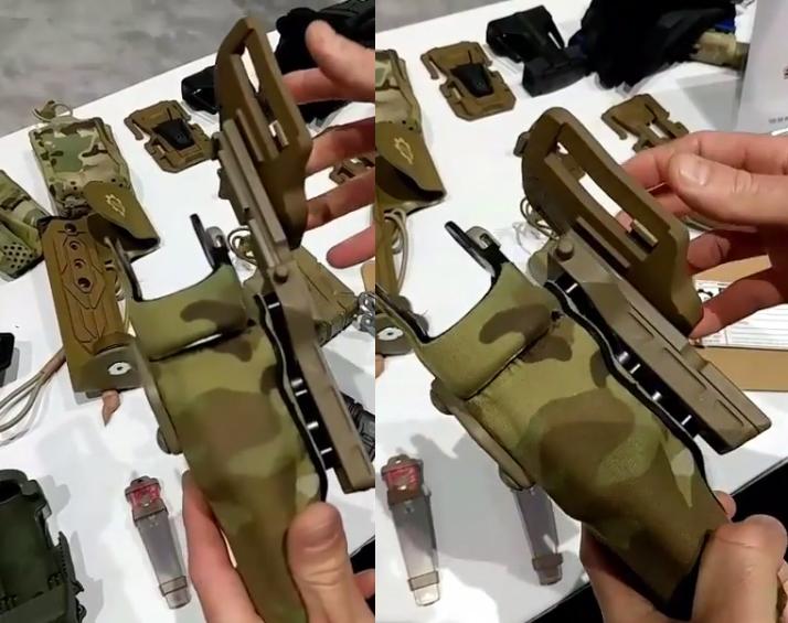 S&S Precision Holster Extender GRT -The Firearm Blog