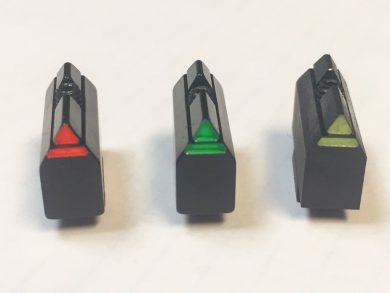 front sight color options