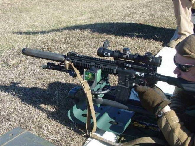 Leaked Usmc Test Calls M27 M38 Dmr Into Question