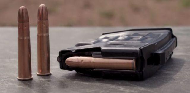 Kalashnikov Concenrn's TG3 Rifle SVD Chambered in 9.6x53mm Lancaster (2)