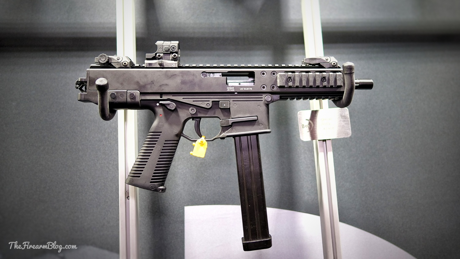 SHOT 2019 BT GLOCK Chassis And GHM9 Sport Carbine The