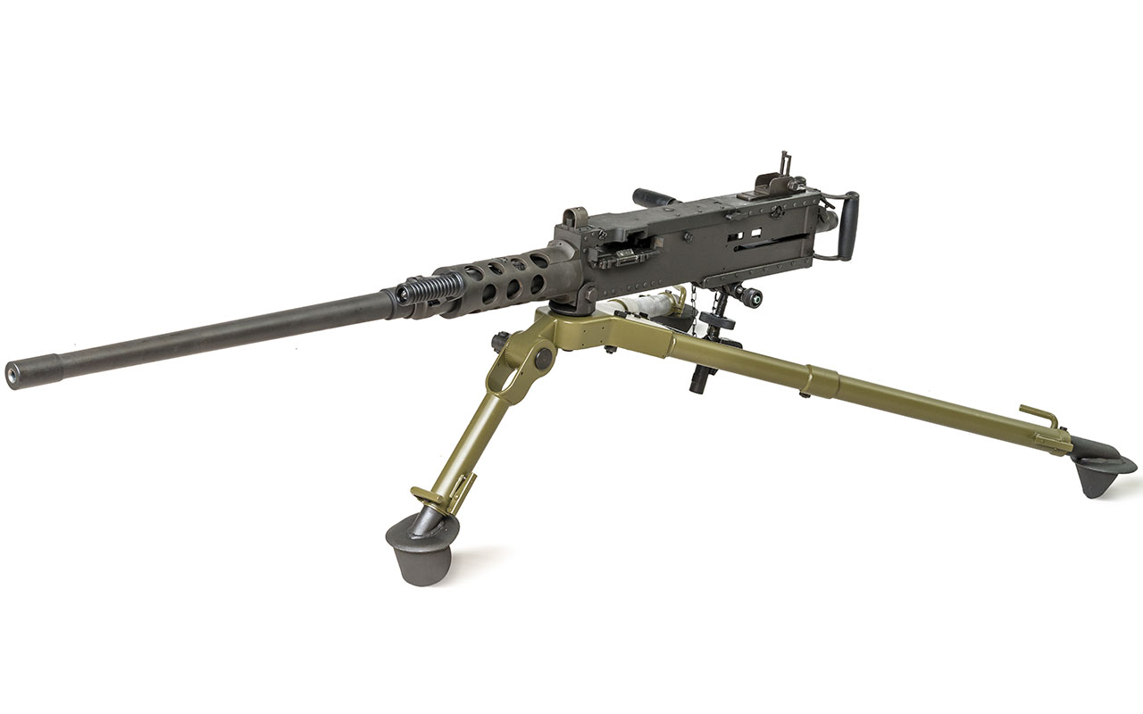 Fn Herstal To Produce Machine Guns For The Netherlands