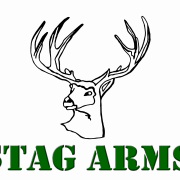 Stag arms moving