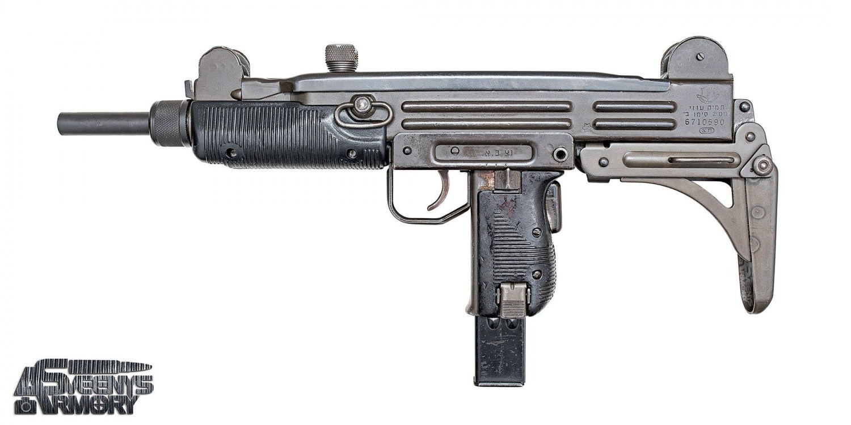 POTD: Israel Defense Forces UZI SMG -The Firearm Blog