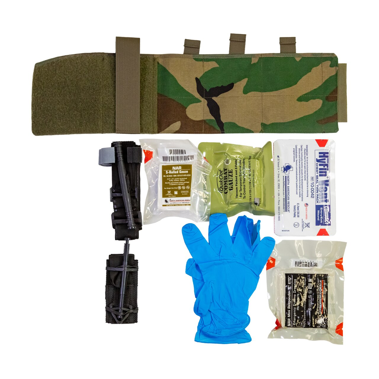 Defense Mechanisms A New Player In Tactical Nylon The