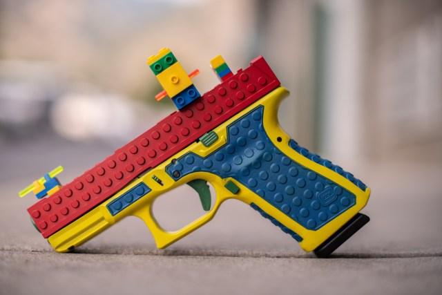 Culper Precision Block19 customization