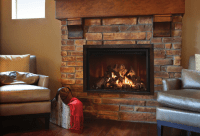 Mendota Gas Fireplace Insert. Mendota FullView Gas ...