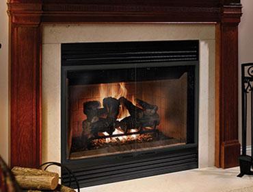 Heatilator Accelerator Wood Burning Fireplace  The Fireplace Club