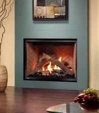 Montigo Gas Fireplace - H series Single Sided - H34DF ...