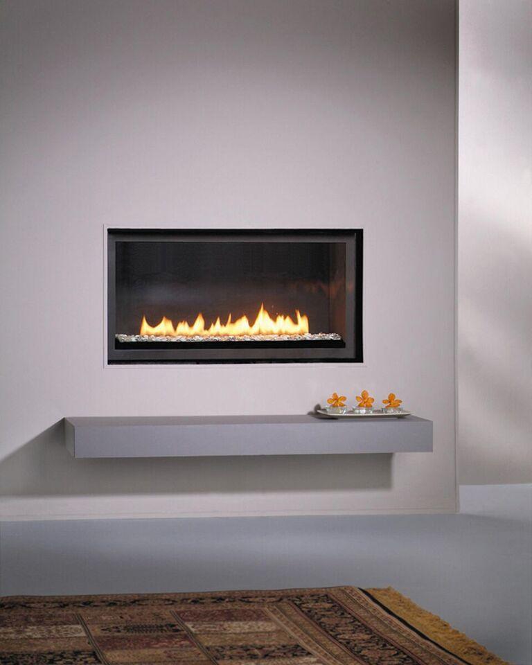Montigo Gas Fireplace  L Series Single Sided  L38DF