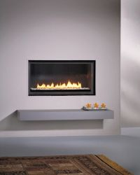 Montigo Gas Fireplace , L- Series Single Sided - L38DF ...