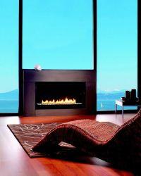 Montigo Gas Fireplace , L- Series Single Sided - L38DF ...