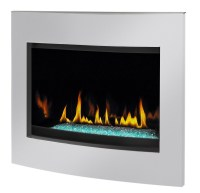 Napoleon Gas Fireplace - Crystallo Direct Vent Gas ...