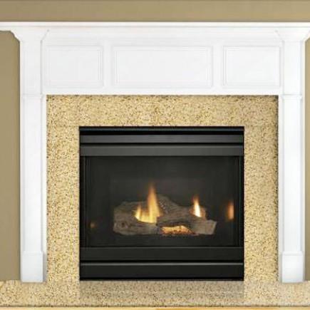 HEAT N GLO DV3732SBI Fireplace