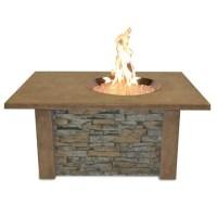 Buy fire pits Online   Sierra Fire Pit Table   San ...