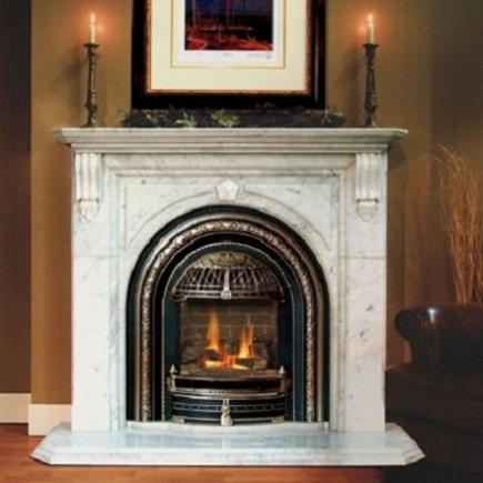 Buy Gas Fireplaces Online  Portrait Windsor Arch  San Francisco Bay Area CA  The Fireplace