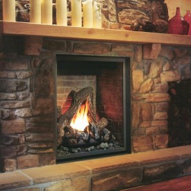 Gas Fireplaces  Vertical in San Francisco Bay Area CA  Mountain View  San Jose  The