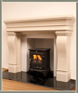 Hemingway Fireplace
