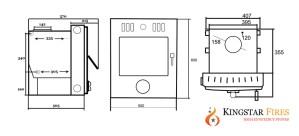 Kingstar Falcon boiler 18kw2