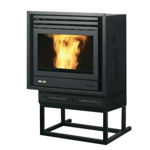 EdilKamin Pellbox SCF 10kw Pellet stove