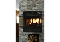 SBI Valcourt Westmount Wood Burning Fireplace