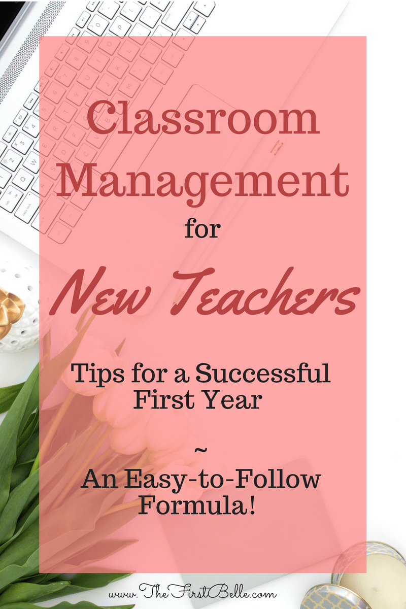 New Teacher! Tips for Classroom management! Behavior management is the most important aspect of a strong classroom. Once you find your behavior management style, you can easily get control of your new class- even the tough ones!