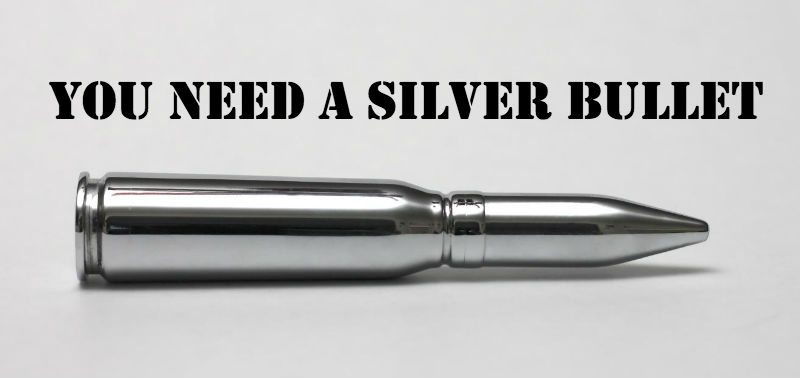 A Silver Bullet for Getting Fit