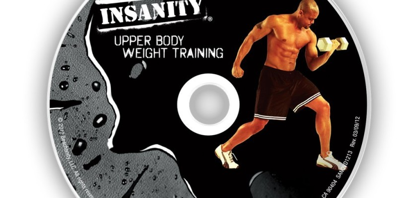 insanity upper body weight training workout list most popular