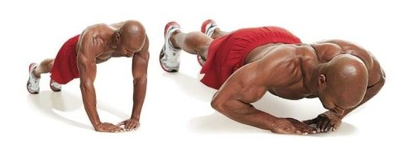 exercise for arms at home