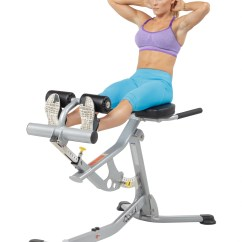 Roman Chair Situps Arnold Angel Covers Hoist Hf 5664 Ab Back Hyper The Fitness Superstore