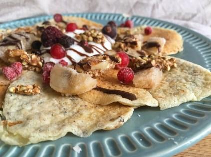 pancakes quinoa