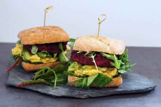burger betterave greenmess