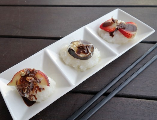 sushis de fruits thefitnesstheory