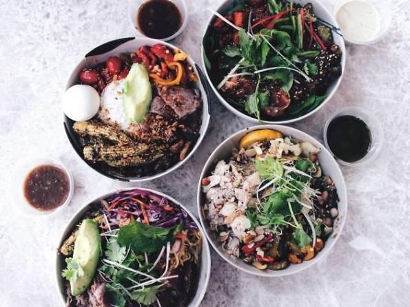 restaurant healthy à singapour grain traders
