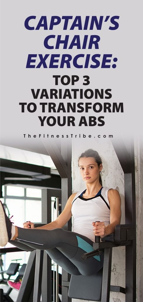 captains chair exercise 2 football helmet shaped top 3 variations to transform your abs the can build some serious core strength if you master these three re guaranteed get a rock solid