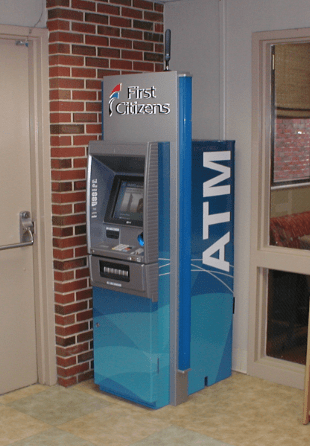 Saddle Topper  The Fitts Company  Branch Transformation  SelfService ATM Enhancements