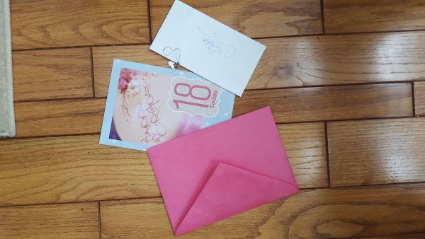 heather's birthday cards