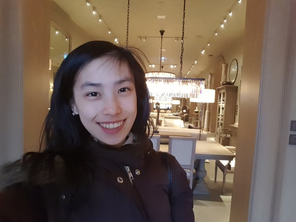 selfie happy smiling