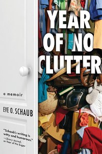 year of no clutter, day of no clutter, week of no clutter, eve schaub book, no clutter book