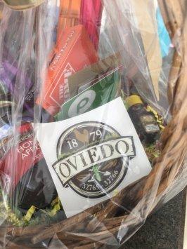 neighborhood circle, gift basket, neighborhood greetings, oviedo florida