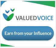 valuedvoice, advertising referral, passive income, brand income, brand influence