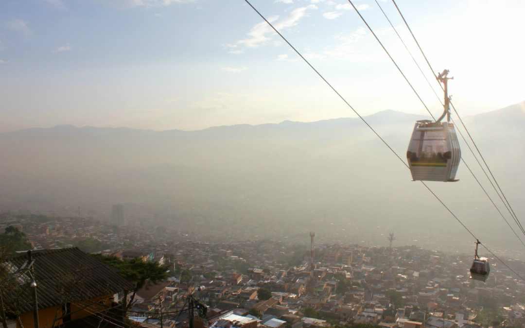 Rainy Medellín