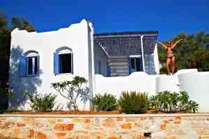 Paradise at the Agia Irini Villas – Paros, Greece