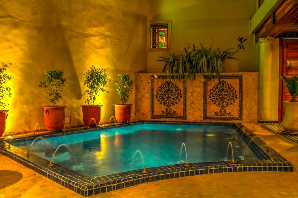 When visiting Fez, it is important to be within walking distance to the medina. Check out the absolutely beautiful Riad Andalib for a perfect spot to stay.